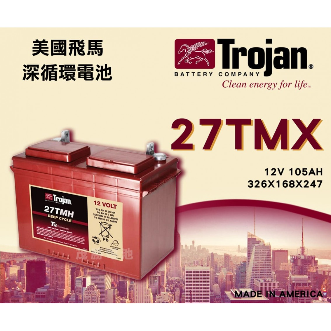 27 TMX