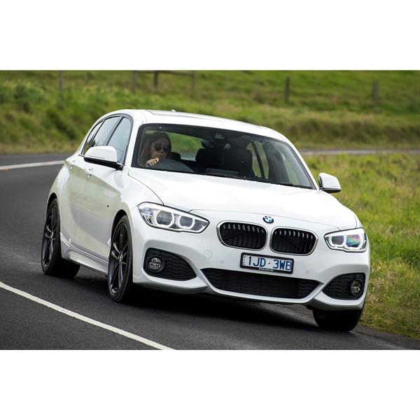 BMW 118i 雨刷安裝